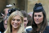 Kate Middleton's Equation With Prince Harry's Ex-Girlfriend Chelsy Davy