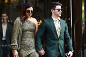 Priyanka Chopra and Nick Jonas Are Taking Paris By Storm With Latest Pics!
