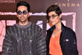 The Khurrana Family Look Stunning At The Screening Of 'Article 15'
