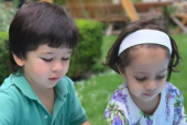 Baby Taimur Ali Khan Playing With Bubbles is the Cutest Thing You'll See Today