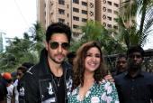 Sidharth Malhotra And Parineeti Chopra's Film Trailer Launch