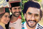 Ranveer Singh Leaves Hilarious Comment on Sara Ali Khan, Kartik Aaryan's Recent Pics