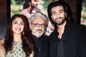 "Sanjay Leela Bhansali's Sister Bela on Her Daughter's Debut: ""We Cried When We Saw Sharmin on Screen"""