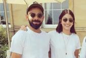 Anushka Sharma and Virat Kohli Twinning In White is a Breath of Fresh Air