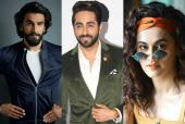 Ranveer Singh, Ayushmann Khurrana, Taapsee Pannu and Other Bollywood Actors Who Gave Up Their Careers For Films