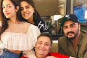 Arjun Kapoor's Tweet For Rishi Kapoor Will Melt Your Heart!
