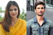 Rhea Chakraborty Comments On Rumoured Boyfriend Sushant Singh Rajput's Instagram Post