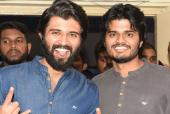Why Vijay Deverakonda Became Emotional at Brother Anand's Film Event