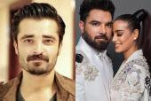 Hamza Ali Abbasi Defends Iqra Aziz and Yasir Hussain's Engagement at Lux Style Awards 2019