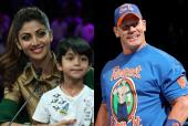 Shilpa Shetty's Son Got a Shout Out From John Cena and the Actress Cannot Contain Her Excitement!