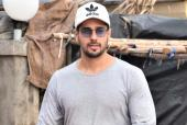 Sidharth Malhotra Spotted Taking Jetty For His Shoot