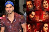 """Varun Dhawan On Kalank Flopping: """"Kalank Was Not Accepted Because It Was A Bad Film"""""""