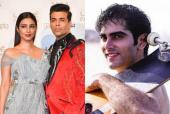 Karan Johar Turns Godfather Again! To Launch Tabu's Nephew