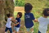 Taimur Ali Khan and Inaaya Naumi Kemmu Reunite in London and It's the Cutest Thing You'll See All Day