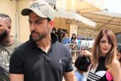 Hrithik Roshan and Sussanne Khan Have a Family Day Out With Their Two Sons