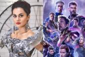 Taapsee Pannu Would Love to Play an Indian Superhero in Marvel's Avengers Franchise