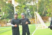 Arjun Kapoor and Ranbir Kapoor Twin in Black as They Play Charity Football Match