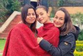 Alia Bhatt Has Fun in Ooty With Mother Soni Razdan and Sister Shaheen Bhatt