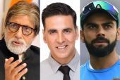 Amitabh Bachchan, Akshay Kumar, Virat Kohli and More Post Tributes to Martys of 1999 Kargil War
