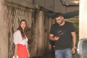 Malaika Arora and Arjun Kapoor Are Headed to an Unknown Destination
