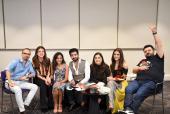 Maya Ali, Sheheryar Munawar, Zara Noor Abbas, Ahmed Ali Butt & Asim Raza: A Tête-à-Tête With Masala!
