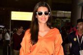 Kriti Sanon Keeps the Summer Fashion Trend Going In Bright Orange Ensemble