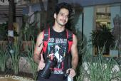 Ishaan Khatter Is Smiley as Ever as He Gets Papped Outside the Gym