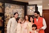 Shweta Bachchan Excluded Aishwarya Rai Bachchan From Raksha Bandhan Photos!