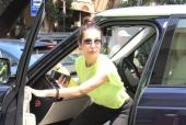 Malaika Arora Glows Under the Summer Sun on Her Way to a Yoga Session