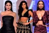 The Best Bollywood Celebrity Looks From Lakme Fashion Week Winter Festive 2019