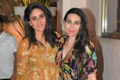 Kareena Kapoor, Karisma Kapoor Step Out in Style For Dinner Date