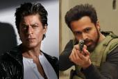 Shah Rukh Khan on Changing Emraan Hashmi's Image in His Netflix Series Bard of Blood