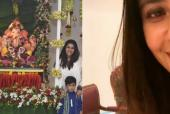 Ekta Kapoor Introduces Her Mother as Her Boss on Ganesh Chaturthi at Home