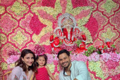 Inaaya Kemmu's Picture With Her Parents is Melting Our Hearts