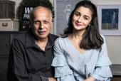 Alia Bhatt Says Working with Father Mahesh Bhatt Is a Different Experience