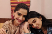 Rhea Kapoor Shares a Picture Of Sister Sonam Kapoor