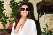 Kriti Sanon Surprised By Number Of Fans At Chhichhore Screening