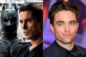 Christian Bale Feels Robert Pattinson Is a Good Choice to Play Batman