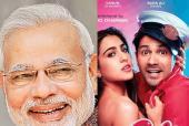 PM Narendra Modi Praises Coolie No. 1 Team's Efforts to Eliminate Single-Use Plastic on Film Sets