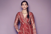 Sonam Kapoor Ups the Style Quotient in Two New Bold Red Looks