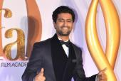 Vicky Kaushal And More Celebs Look Dapper At IIFA Rocks 2019