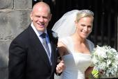 The Love story of Zara Tindall, the Eldest Granddaughter of Queen Elizabeth, and Mike Tindall, the Captain of British Rugby Team