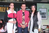 The Cast Of 'Family Man' At A Press Meet