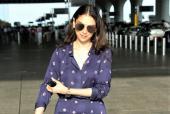 Aditi Rao Hydari Spotted At The Airport