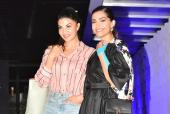 Sonam Kapoor, Jacqueline Fernandez And Shamita Shetty Spotted Out