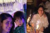 Kareena Kapoor Khan, Baby Taimur Ali Khan All smiles in Latest Birthday Pic
