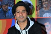 Varun Dhawan At The Breezer Vivid Shuffle Event