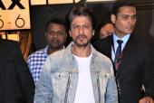 Shah Rukh Khan And More At The Screening Of 'Bard Of Blood'