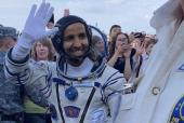 UAE in Space: Astronaut Hazzaa becomes first Emirati to reach outer space