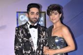 Ayushmann Khurrana, Hrithik Roshan And More Are Stunning On The Blue Carpet At An Awards Show